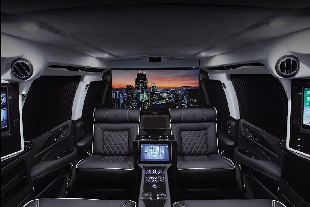 Bulletproof Vehicles : Our Luxury Armored Escalade SUV
