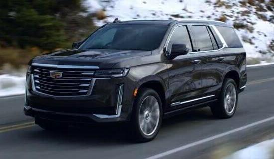 Cadillac Escalade SUV 2021