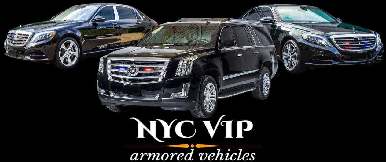 Armored Vehicles Selection - Armored Cars by NYC VIP Limousine Services