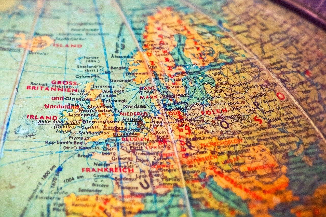 Scenic Road Trip Europe