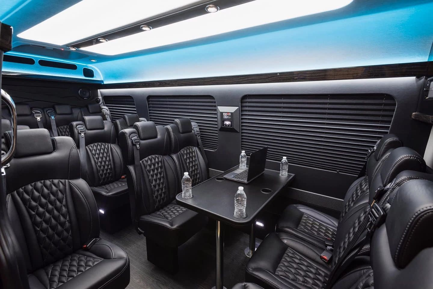 exclusive transport for events - private chauffeured vehicles