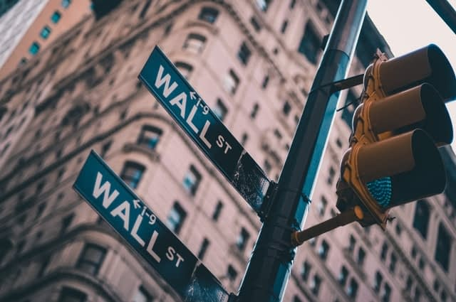 Streets in New York - Wall Street