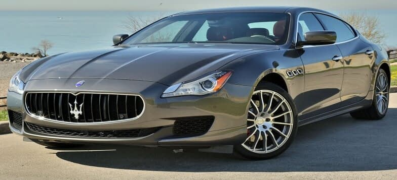 Exotic Car - Maserati