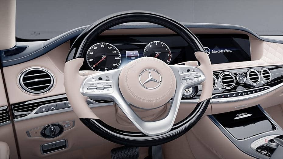 Luxury Bulletproof Vehicles: Our Armored Mercedes S Class